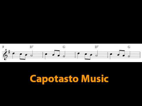 Free easy soprano recorder sheet music - Long, Long Ago