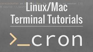 Linux/Mac Tutorial: Cron Jobs - How to Schedule Commands with crontab Mp3