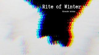 Rite of winter