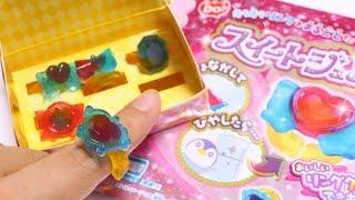 Sweet Jewel Ring Edible DIY Candy