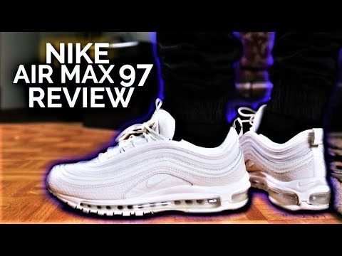 Nike Air Max 97 Summer Scales Review And On Feet Youtube