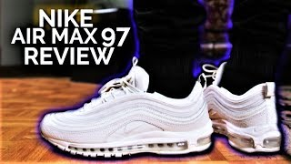 "NIKE AIR MAX 97 ""Summer Scales"" REVIEW and ON-FEET"