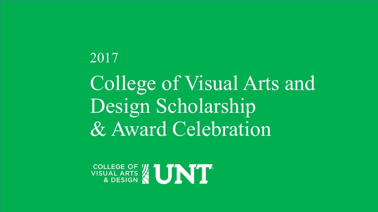 Unt Financial Aid >> Undergraduate Financial Aid Visual Arts Design