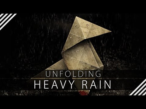 Unfolding 'Heavy Rain': A Narrative Analysis