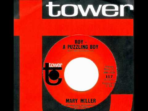 Mary Miller - ROY, A PUZZLING BOY (1965)