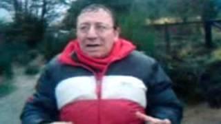 Apóstol Wladimir Sandoval Llegada a Futaleufú