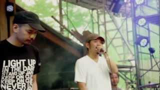GAGLE x Ovall - vampire @ りんご音楽祭2012.秋