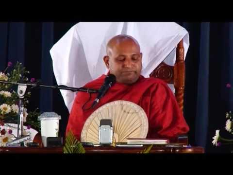 2016-02-06 විඥානය නොපිහිටන සේ සතිපට්ඨානය - Mankadawala Sudassana Thero