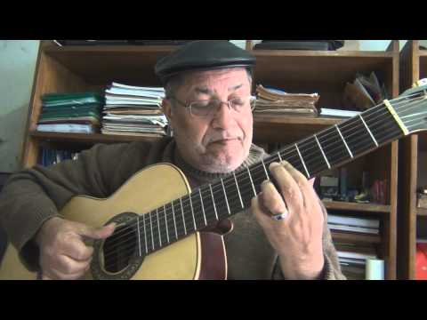 Luizinho 7 cordas interpreta Choro Triste