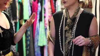 1920s Fashion - How to get an Easy 20s Flapper Look With the Authors of Wearable Vintage Fashion