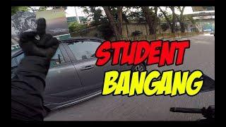 Bingai + Polis Stall + Abg Kalut - Yamaha Lagenda 115ZR