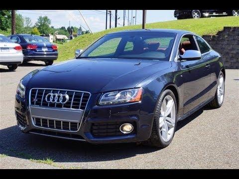 2012 Audi S5 42 Quattro Premium Plus Youtube