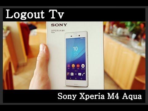 Sony Xperia M4 Aqua Teszt