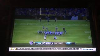 Ravens Vs Panthers Preseason 2016 Commercial Break 3