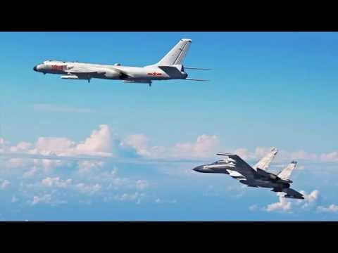 Chinese jets flew close to Japanese airspace