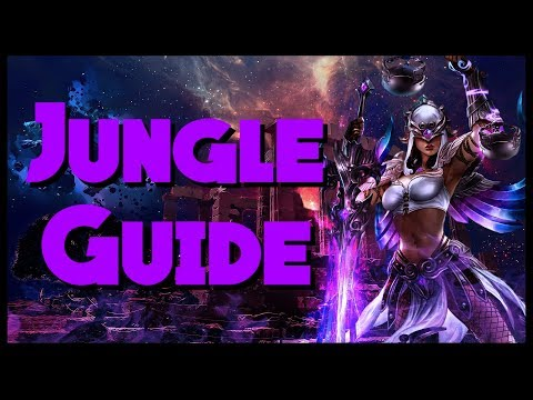 So You Want to be a Jungle Main? | A Comprehensive Guide to Jungling in Smite Season 5