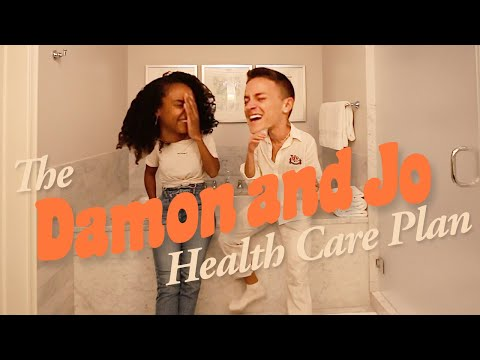 EVERY PRODUCT YOU NEED WHEN YOU DON'T HAVE AMERICAN HEALTH INSURANCE | DamonAndJo