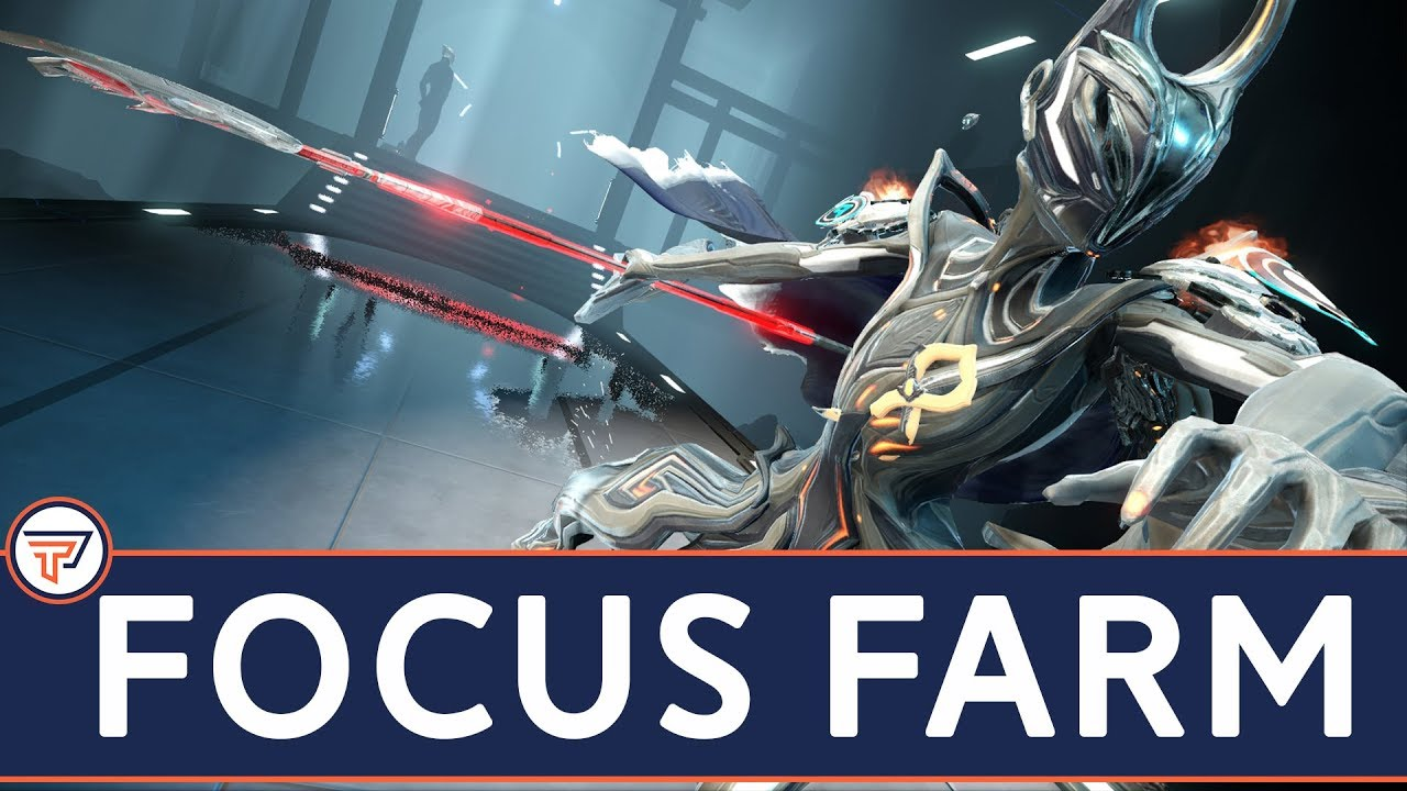 Best Way To Farm Focus Warframe 2019 Warframe: Best Focus Farm?  Focus 2.0   YouTube