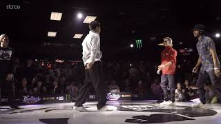 Squadron vs Monster RAD // .stance // FREESTYLE SESSION 2018