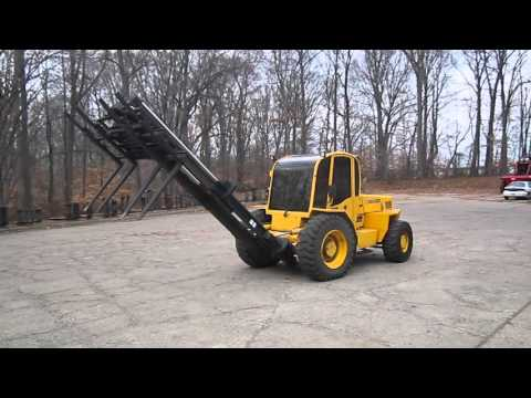 Sellick S80 Forklift Video