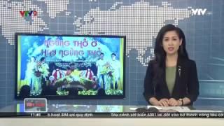 """VTV9 đưa tin về sự kiện """"Ngừng Thờ Ơ Hay Ngừng Thở"""""""