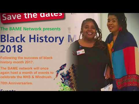I will be Speaking In London today 2/November 2018 - Black History Closing Ceremony