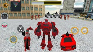 Video ► Robot Car Transformation Wild Horse Robot Games - Three Robot Transformer Combination download MP3, 3GP, MP4, WEBM, AVI, FLV September 2018