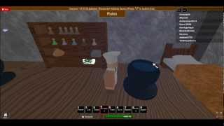How to use the potions in ROBLOX Kingdom Life