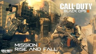 Call of Duty Black Ops 3 Gameplay Walkthrough Mission 7 Rise And Fall