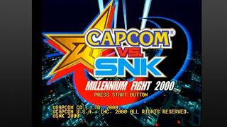 Baixar Capcom vs. SNK: Millennium Fight 2000 | Sega Dreamcast | HD 1080p 60fps VGA | hdRGB