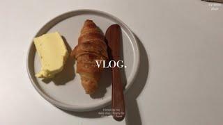 vlog. 주말에 소소하게 방꾸미는 영상 | 원형테이블…