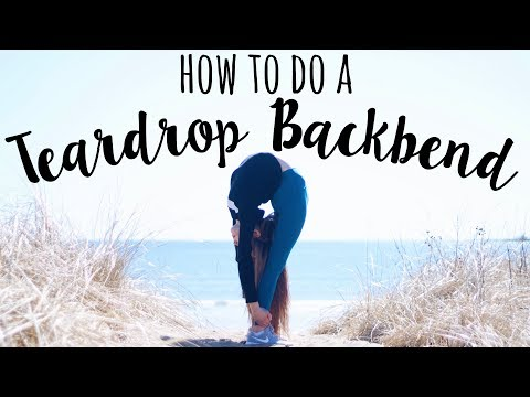 How to do a Teardrop Backbend thumbnail