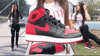 Banned Jordan 1's | What I'd Wear