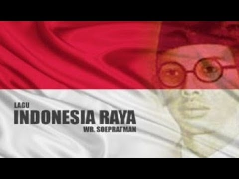 Lagu Indonesia Raya 3 Stanza - Karaoke Version