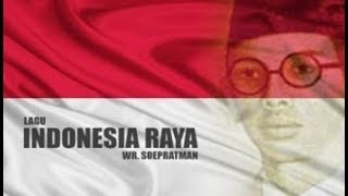 Lagu Indonesia Raya 3 Stanza - Karaoke Version