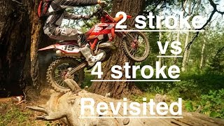 2 Stroke vs 4 Stroke Revisited - Episode 143