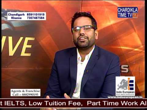 Study in Europe With Low Tuition Fee Guidance by Deepinder Bawa