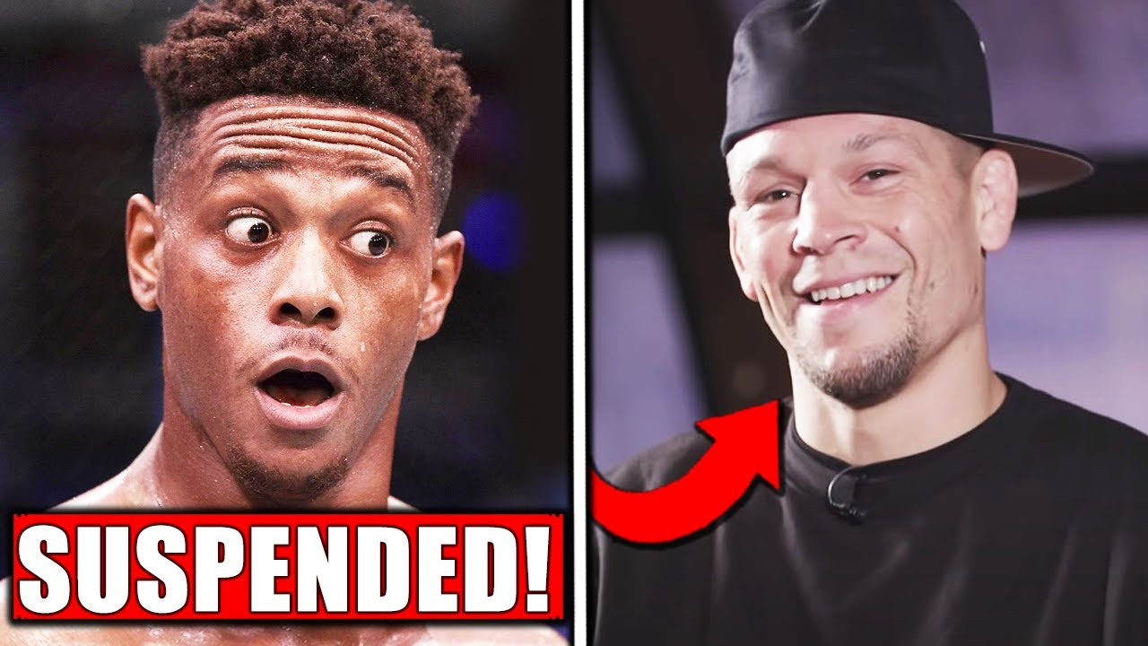 Two UFC fighters SUSPENDED, Nate Diaz reacts to Dana White saying Conor McGregor wont fight in 2020