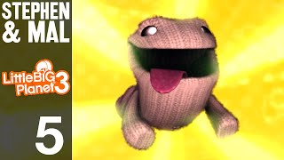 "Stephen & Mal: LittleBigPlanet 3 #5 - ""OddSock"""