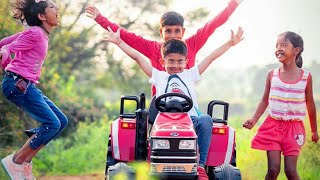 Mahindra electric Tractor | best electric Tractor for children | electric Tractor