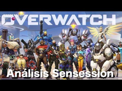 Overwatch Análisis Sensession