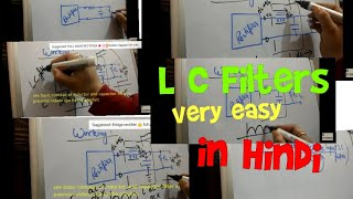 L C filters    BASIC CONCEPT