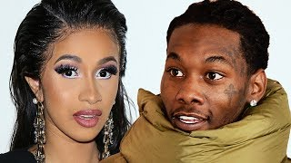 Cardi B & Cuban Doll Talk About Offset Cheating | Hollywoodlife