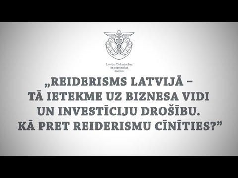 Reiderisms Latvijā – tā ietekme uz biznesa vidi un investīciju drošību. Kā pret reiderismu cīnīties?