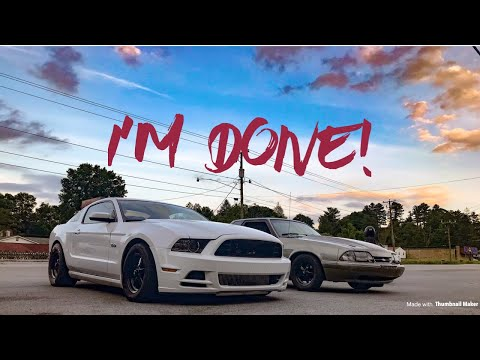 WhiTTey Broke (Twin Turbo Mustang Broke...