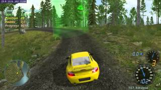 Stunt Rally Gameplay