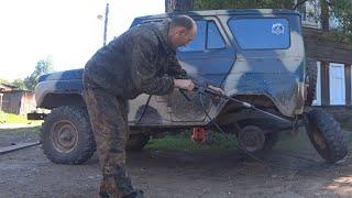 Тут всегда есть что поковырять. Российский автопром без дела не оставит.