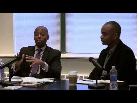 Khalil Gibran Muhammad in Conversation with Robert Reid-Pharr