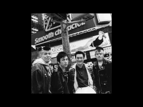 THE BLUE HEARTS「パンク・ロック」