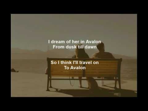 Avalon 1920  Al Jolson + Lyrics